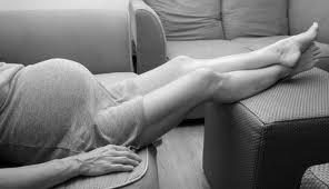 pies hinchados en embarazo