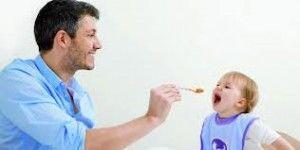 la alimentación complementaria leche y legumbres