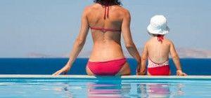 vacaciones con pequeños