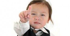 ya señalo con el dedo a mis papas