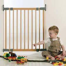las barreras de seguridad en los niños