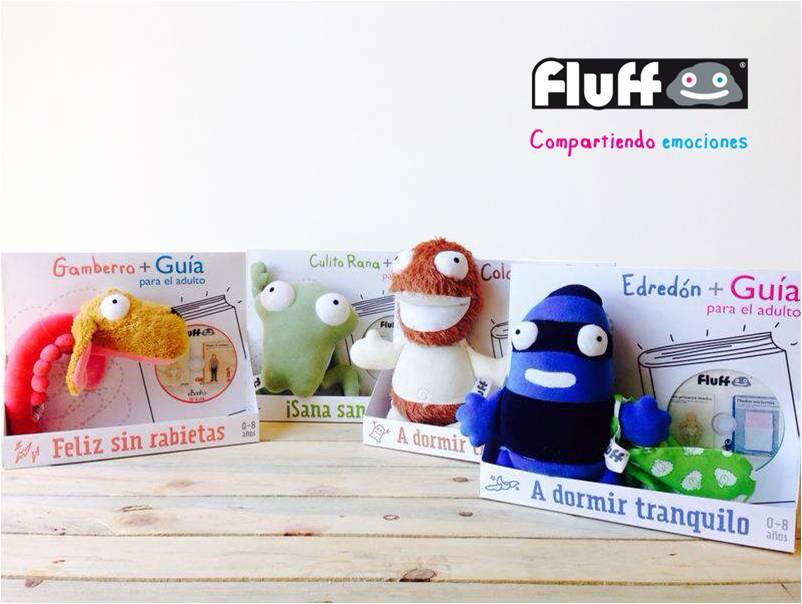 fluff eduación emocional para niños