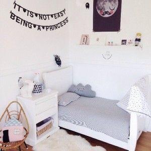 la habitación de el bebé