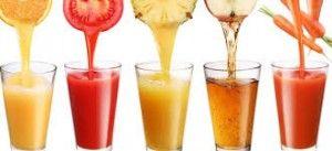 zumos  naturales para el invierno