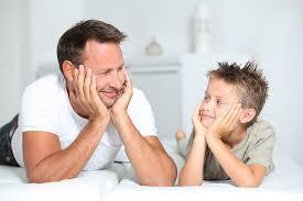 nuestro hijo tiene el mismo carácter que nosotros