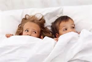 terrores nocturnos en los pequeños