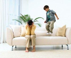 los padres que son permisivos, ¿es bueno ?