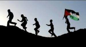 los niños y niñas palestinos