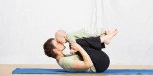 ponerse en forma con bebé