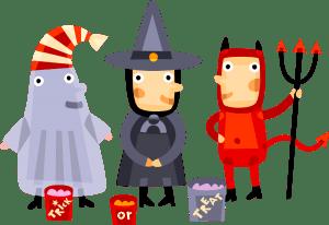 Halloween en el cole