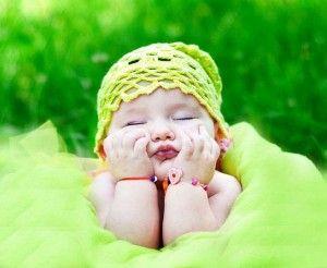 el bebé y los sueños