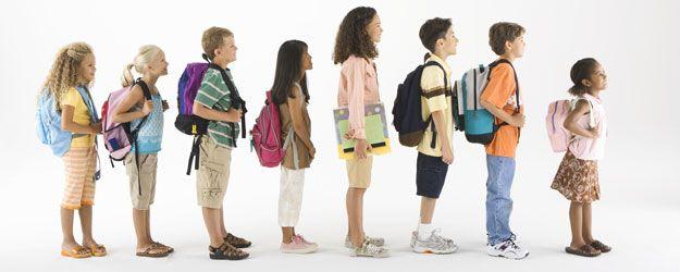 Penas de carcel para el absentismo escolar