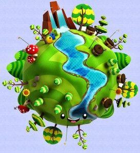 los efectos del medioambiente en lo niños