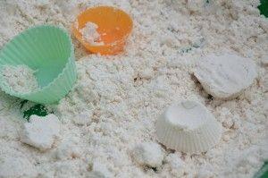 materiales para hacer figuras con harina