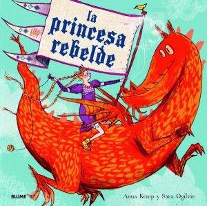 educacación emocional, la princesa rebelde