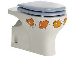 adaptar el baño a los niños
