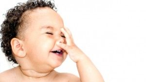 la risa en el niño