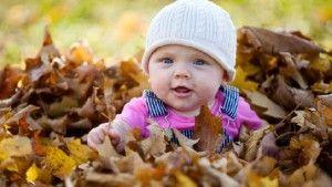 preparar al niño para el otoño