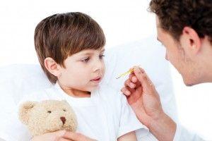 fiebre niños
