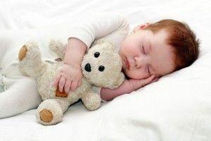 algunas rutinas en los bebés