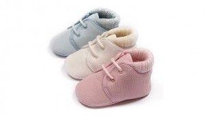 numeración zapatos bebé