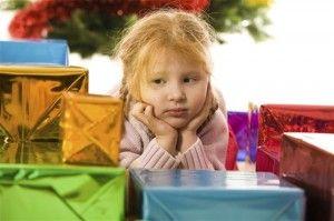 juguetes en exceso en navidad