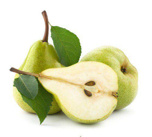 alimentación saludable, la pera