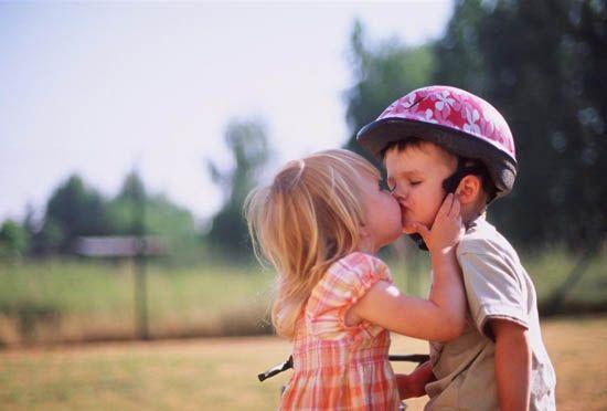 la sexualidad en niños