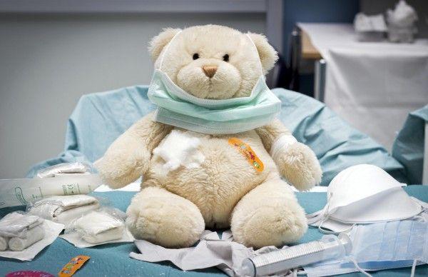 anestesia en los pequeños