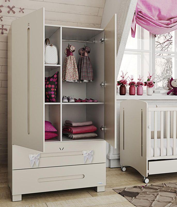 Habitaci n infantil 5 muebles b sicos para decorarblog sobre beb s y m s bebesymuchomas com - Armarios para bebe ...