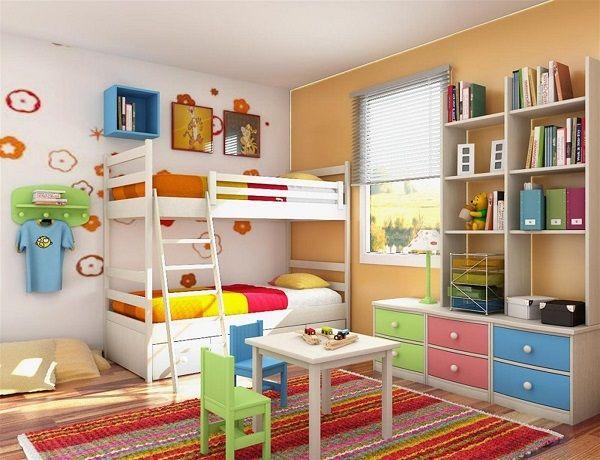 dormitorio infantil feng shui