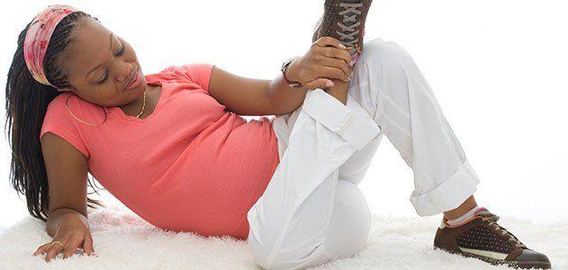 calzado adecuado para ciática en embarazo
