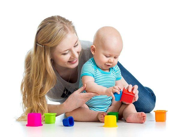 niños y como jugar con ellos