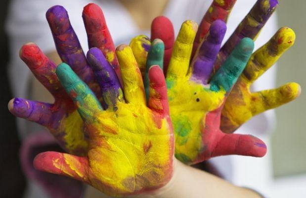 educación artística en las escuelas hoy en dia, gracias a los datos audiovisuales que ven los niños