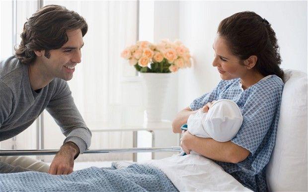 baja maternal en españa y suecia