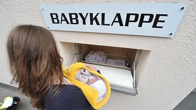 buzones para bebés