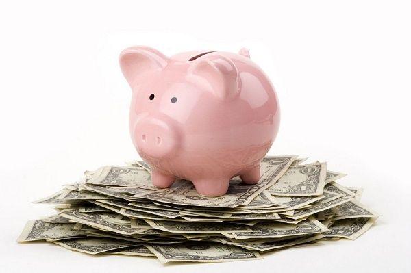 ahorrar dinero cerdo