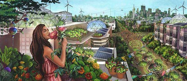 ventajas del huerto urbano