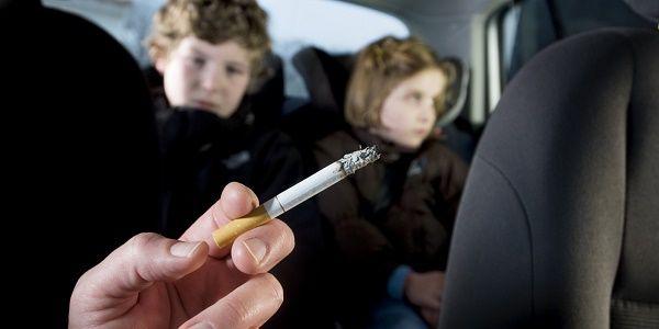 humo tabaco coche