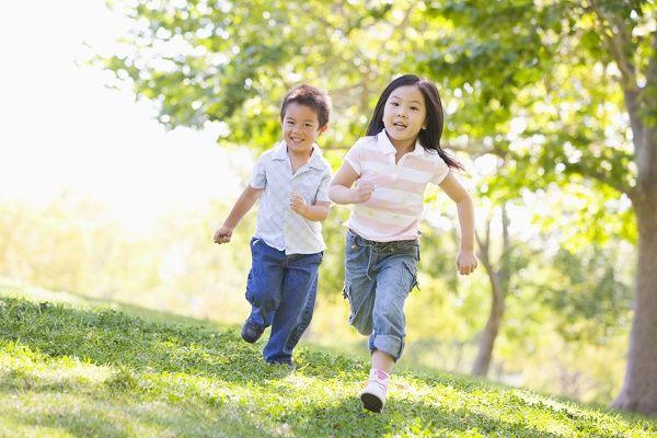 nenes primavera correr