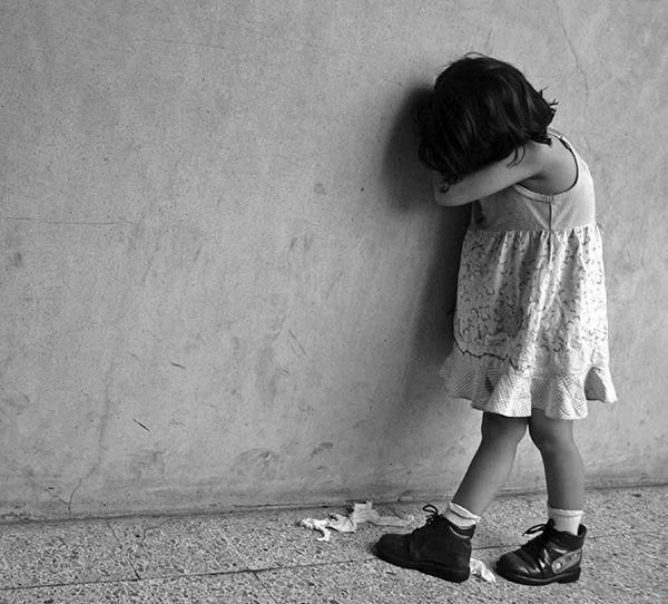 el maltrato infantil