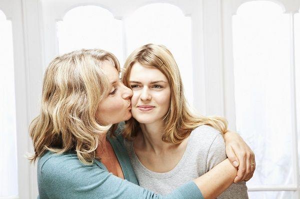 mama e hija adolescente