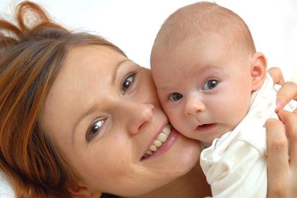 mére et bébé