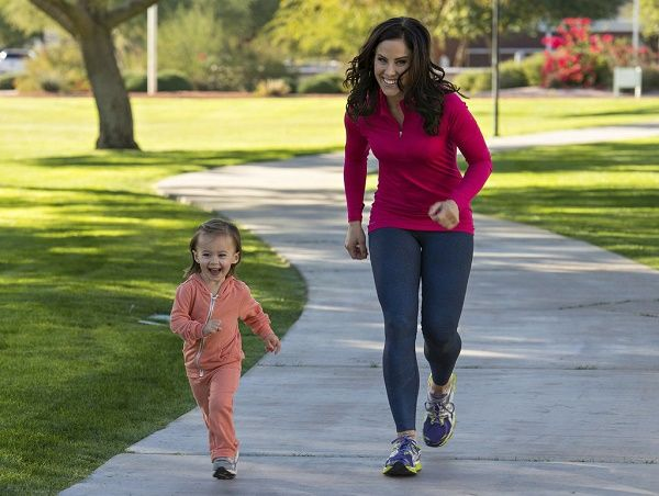 ejercicio mama paseo