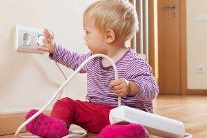 Seguridad infantil en el hogar