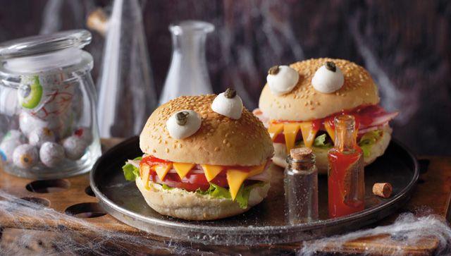 Men delicioso y terror fico para la noche de halloweenblog sobre beb s y m s bebesymuchomas com - Fiesta halloween en casa ...
