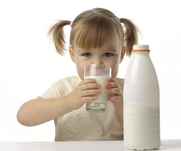 bebidas sanas para los niños