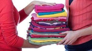 Donar ropa usada de niños
