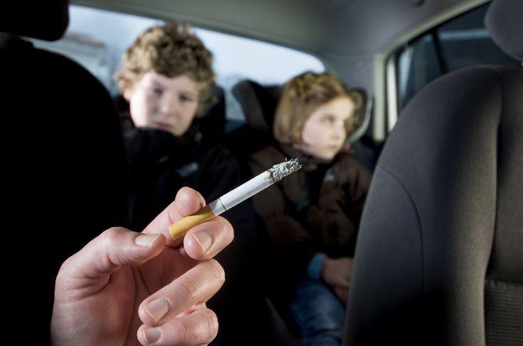 fumar durante el viaje