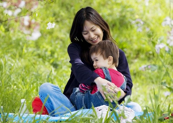 madre japonesa